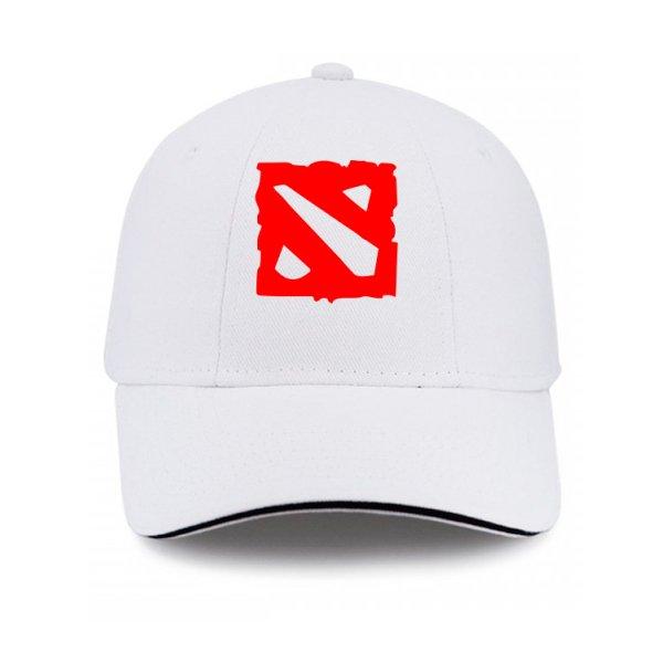 Кепка Логотип Дота