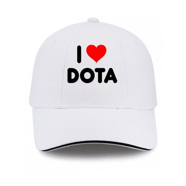 Кепка I Love Dota