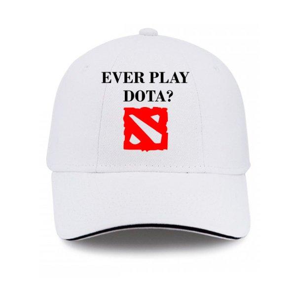 Кепка Ever play Dota