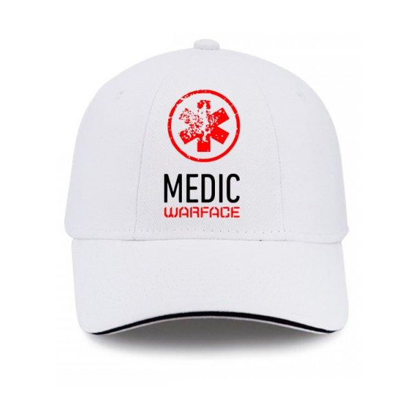 Кепка Warface Медик