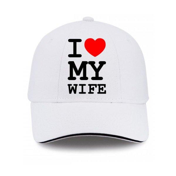 Кепка Люблю Свою Жену