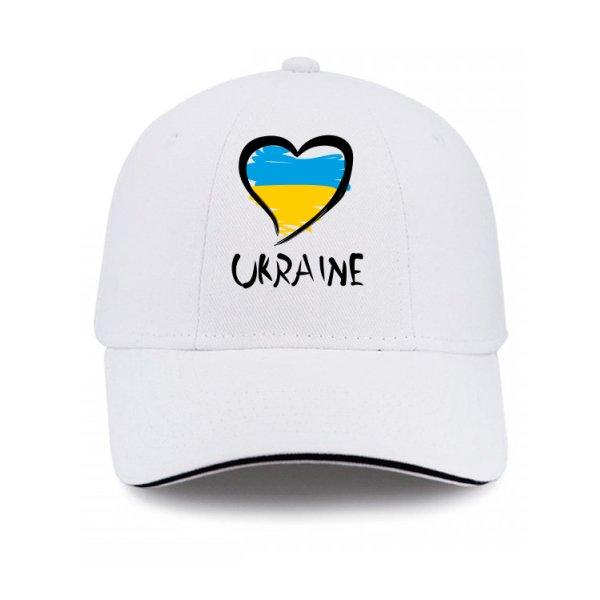 Кепка Сердце Ukraine