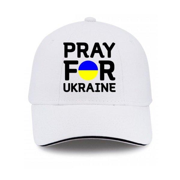 Кепка Молись за Україну