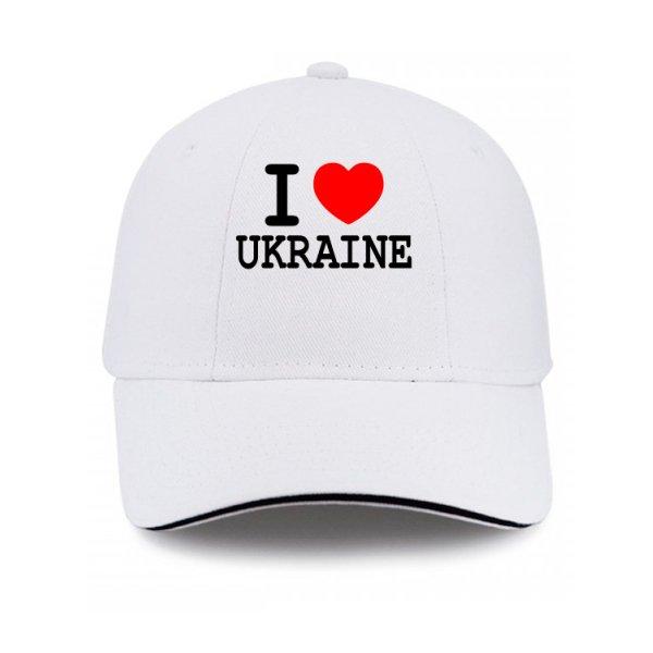 Кепка Я Люблю Украину