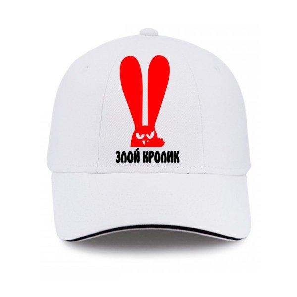 Кепка Злой Кролик