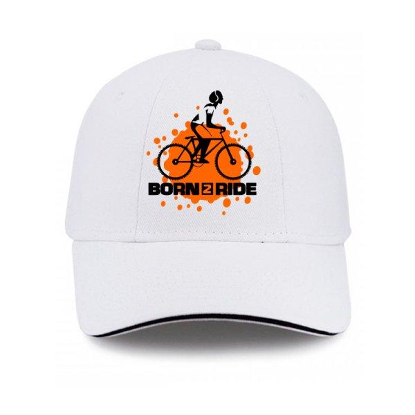Кепка Born 2 Ride