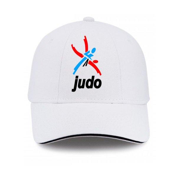 Кепка Логотип Дзюдо