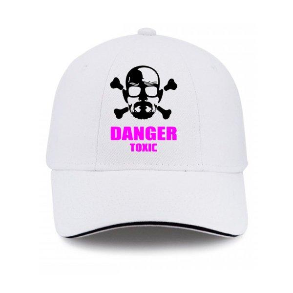 Кепка Danger Toxic