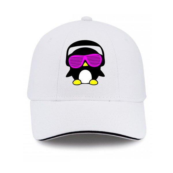 Кепка Кислотный Пингвин