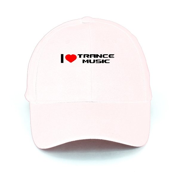 Кепка I Love Trance Music