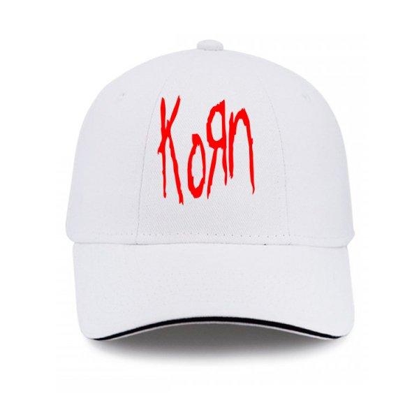 Кепка С группой Korn