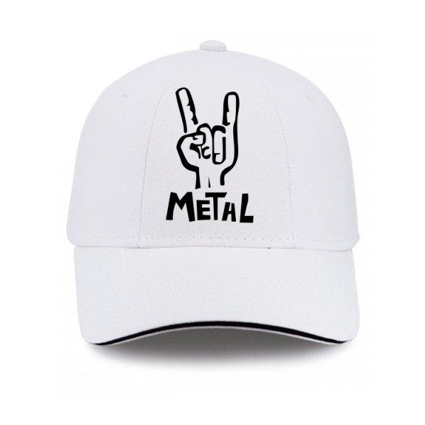 Кепка Metal