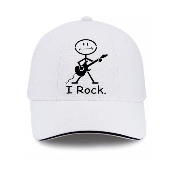 Кепка I Rock