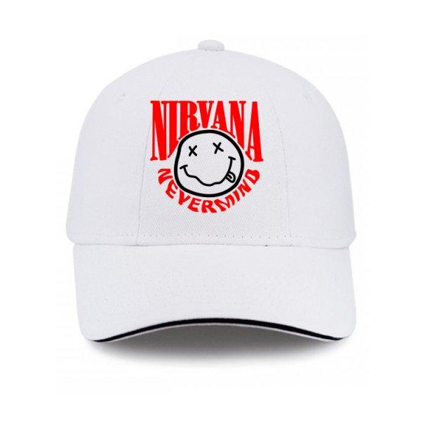 Кепка Nirvana Nevermind