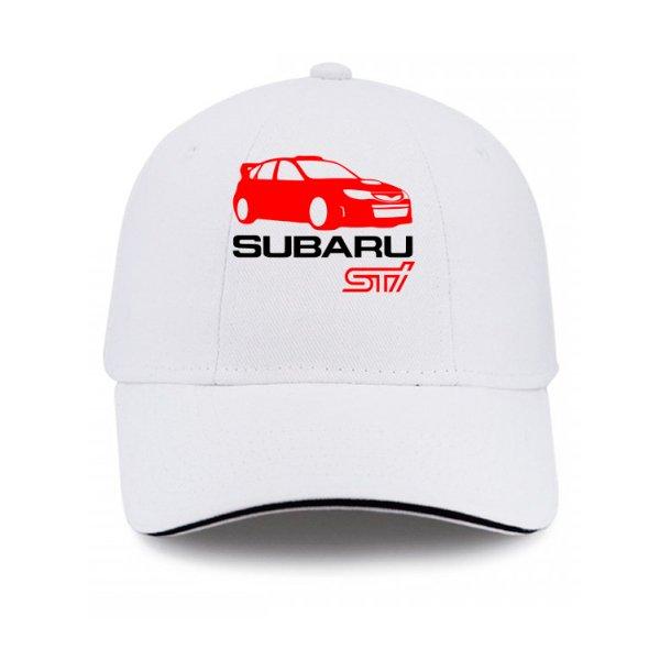 Кепка Subaru STI