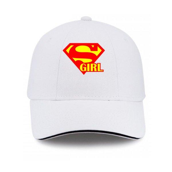 Кепка Super Girl