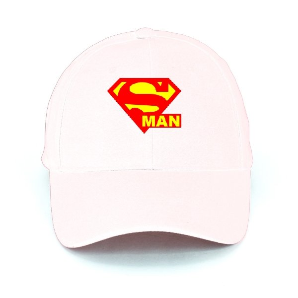 Кепка Со Знаком Супермена