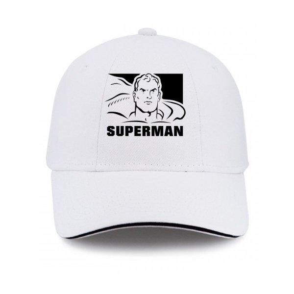 Кепка с Суперменом