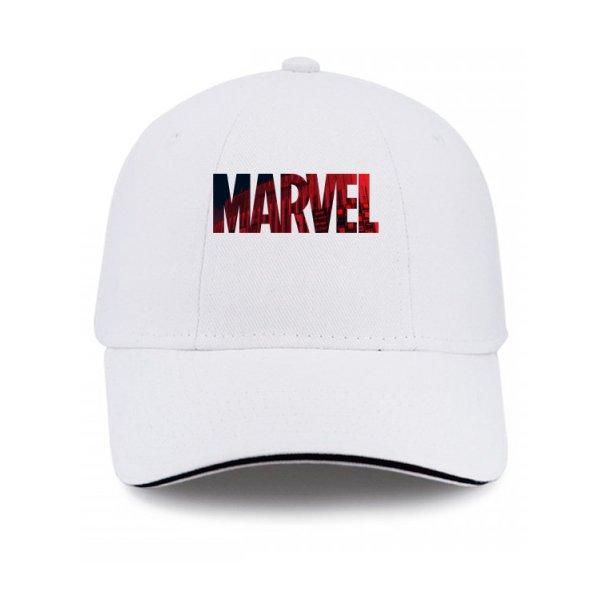 Кепка Marvel logo