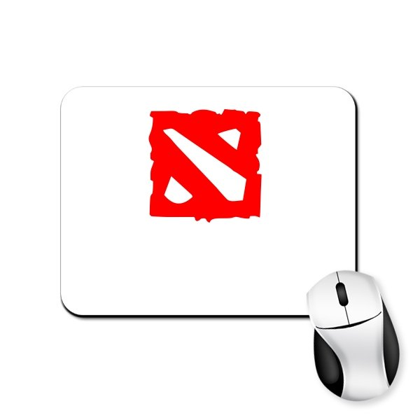 Коврик для мыши Логотип Дота