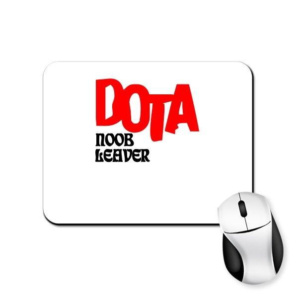 Коврик для мыши Dota Noob Leader