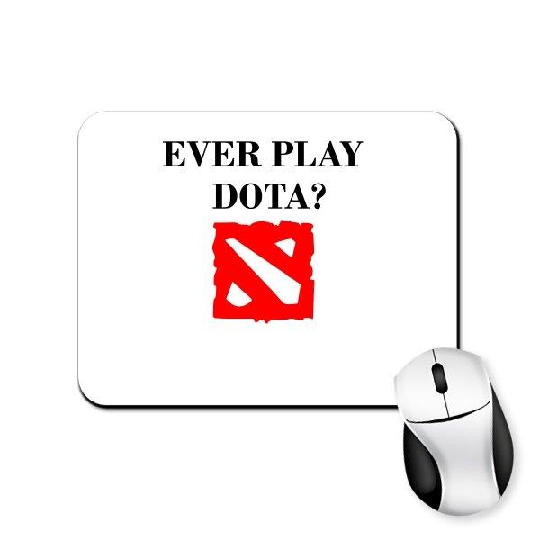 Коврик для мыши Ever play Dota