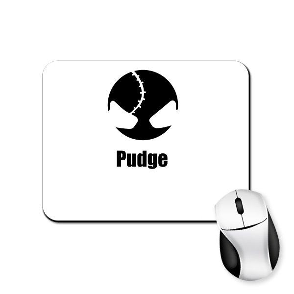 Коврик для мыши Pudge