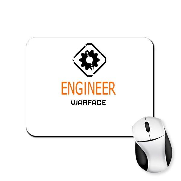 Коврик для мыши Warface Инженер