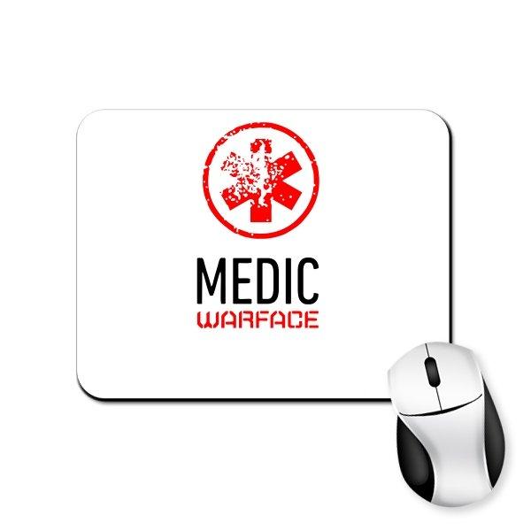 Коврик для мыши Warface Медик