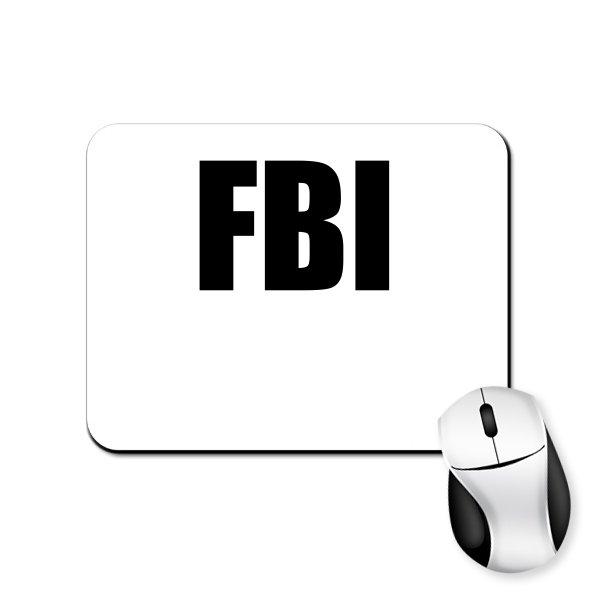 Коврик для мыши FBI