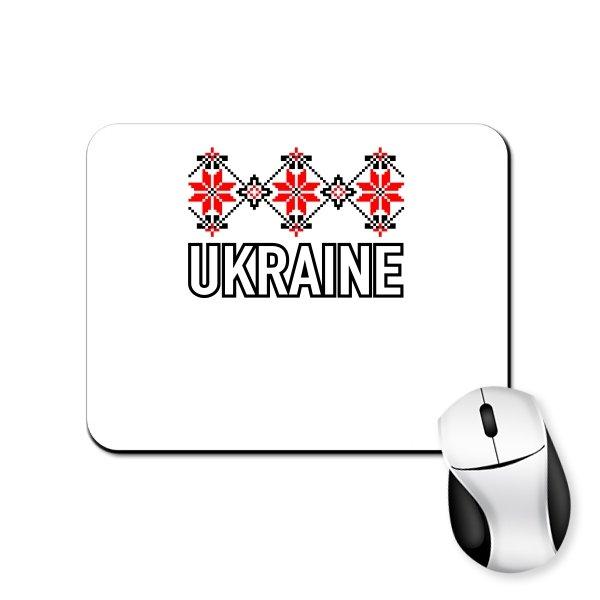 Коврик для мыши Орнамент Ukraine