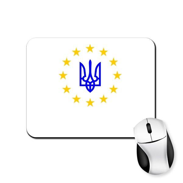 Коврик для мыши Евро Украина