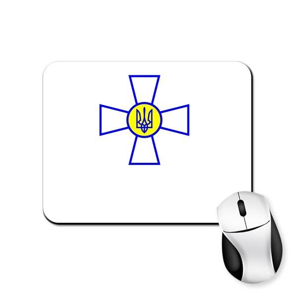 Коврик для мыши Военный Символ Украины