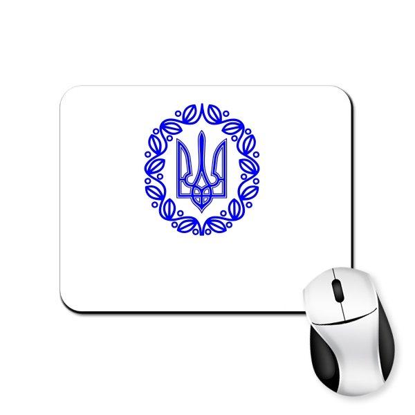 Коврик для мыши С символикой Украины