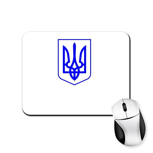 Коврик для мыши Герб Украины
