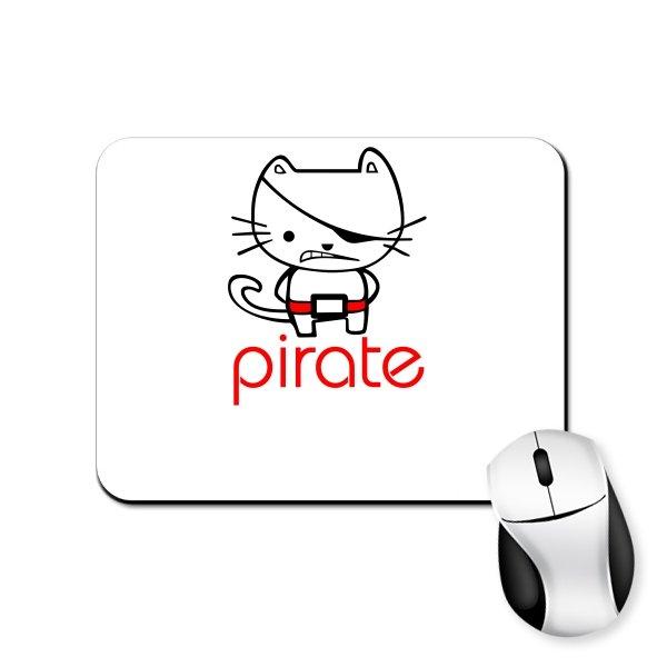 Коврик для мыши Пират