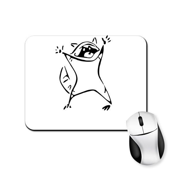 Коврик для мыши Енот