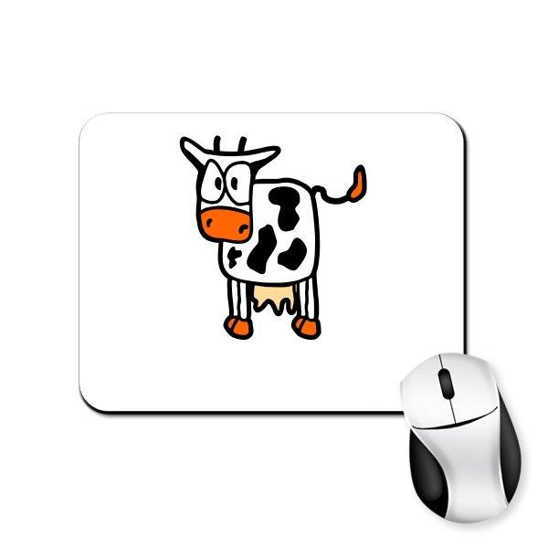 Коврик для мыши Корова