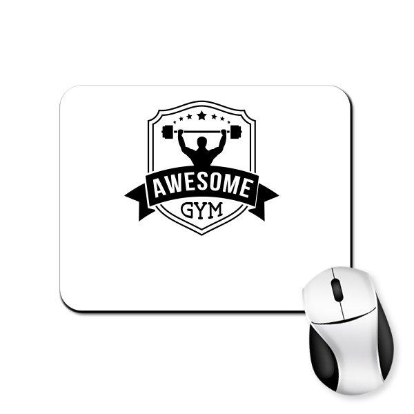 Коврик для мыши Awesome Gym