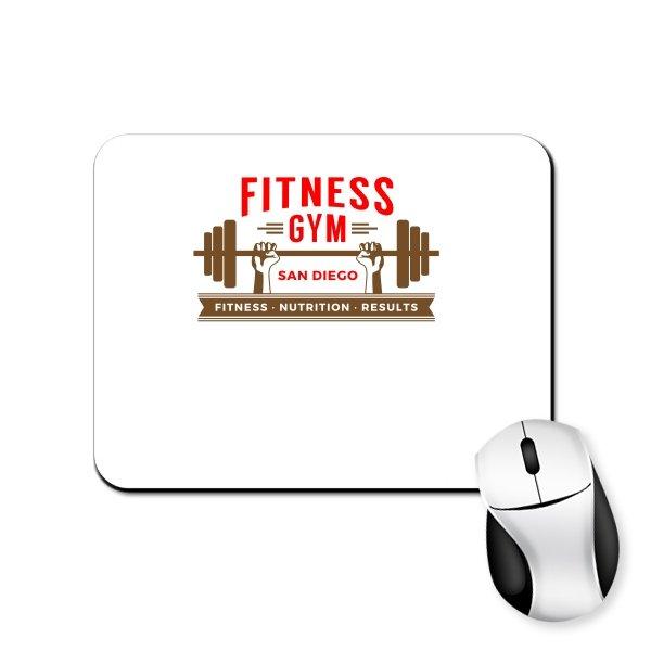 Коврик для мыши Fitness Gym