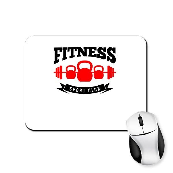 Коврик для мыши Fitness Sport Club
