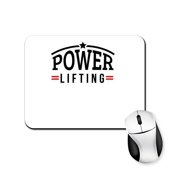 Коврик для мыши Power Lifting