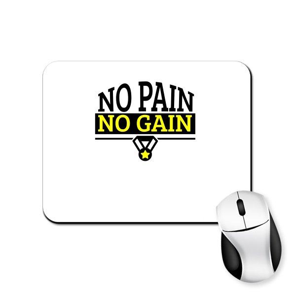 Коврик для мыши No Pain No Gain