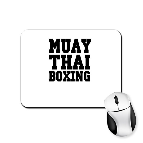 Коврик для мыши Muay Thai Boxing