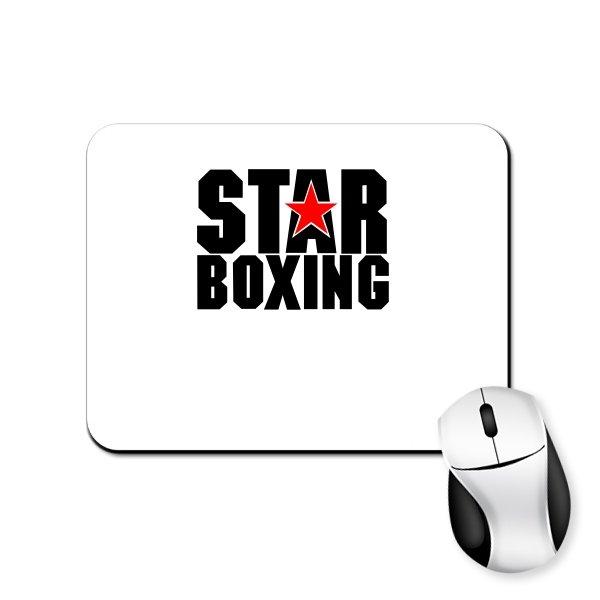 Коврик для мыши Звезда Бокса