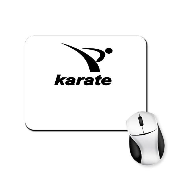Коврик для мыши Karate лого