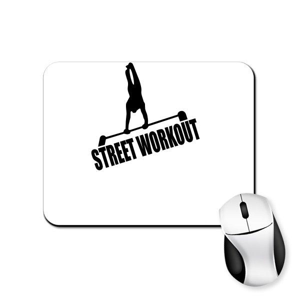Коврик для мыши Street Workout Турник