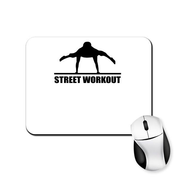 Коврик для мыши Street Workout Стойка