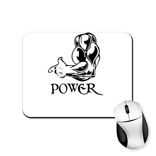 Коврик для мыши Power