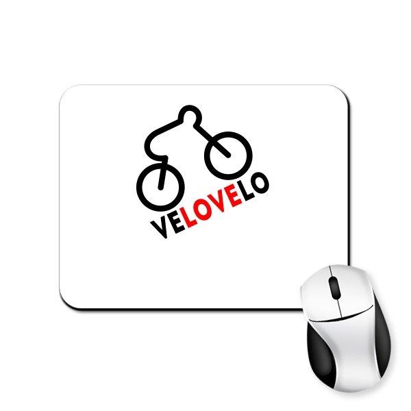 Коврик для мыши Love Velo